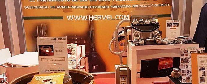 Hervel celebra 50 años afianzándose en el sector del desengrase industrial