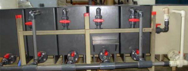 Tratamientos químicos Ppavonado en frío, Oxiblack, equipo instalación manual